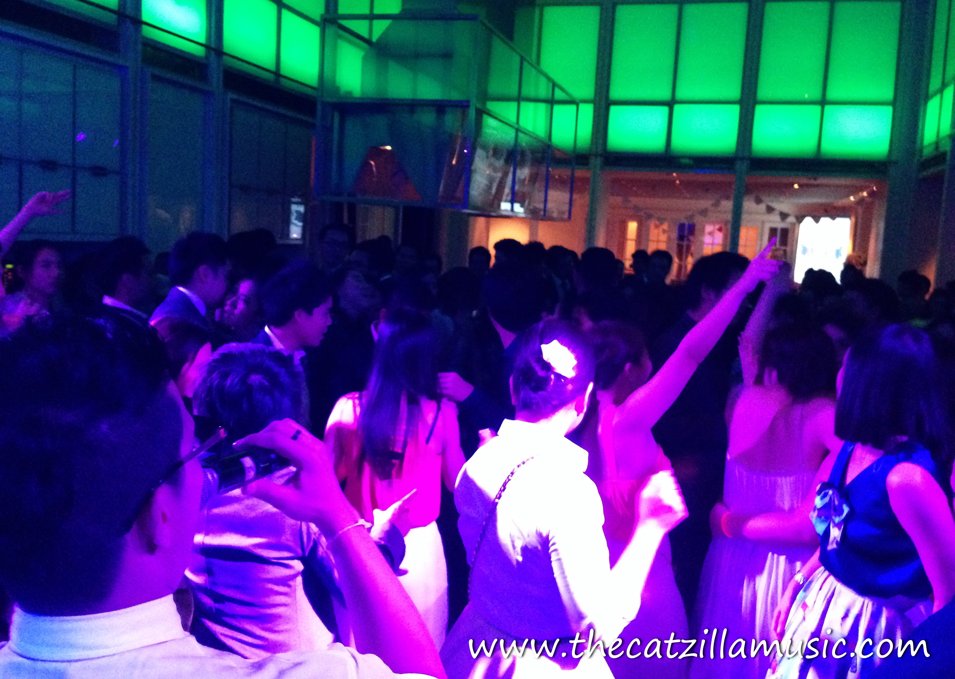 After Party Wedding บุ๋นแบนด์ Catzilla