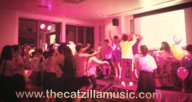 วงดนตรีสด Catzilla