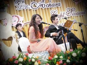 วงดนตรีงานเเต่งงาน Catzilla