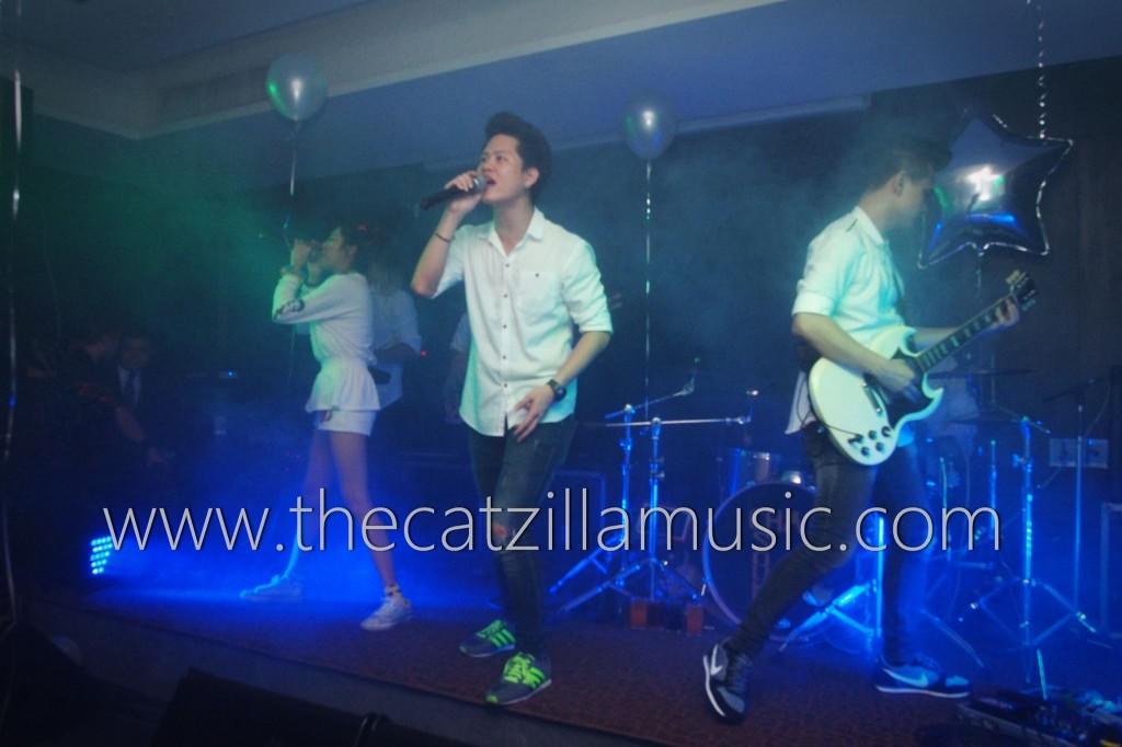 วงดนตรี After Party Catzilla