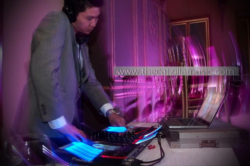 DJ วงดนตรีงานแต่งงาน After Party Wedding บุ๋นแบนด์ Catzilla โรงเเรมสุโขทัย