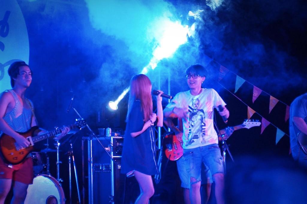 วงดนตรี บุ๋นแบนด์ After Party GTH Catzilla