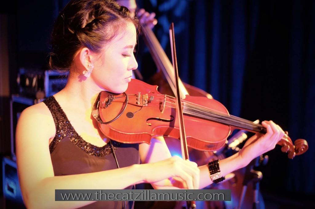 วงดนตรี แจ๊ส Catzilla วงดนตรีงานแต่งงาน Catzilla music