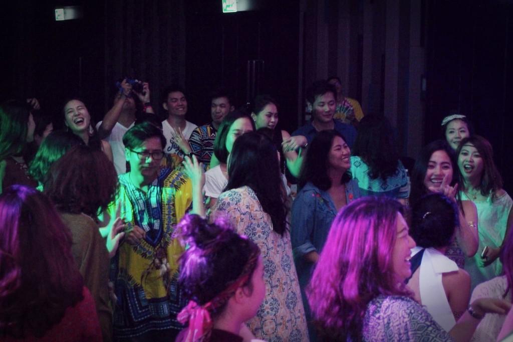 วงดนตรี After Party บุ๋นแบนด์ The Catzilla music