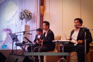วงดนตรี งานแต่งงาน Catzillamusic