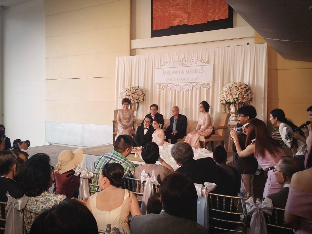 รันคิว งานแต่งงาน Catzilla