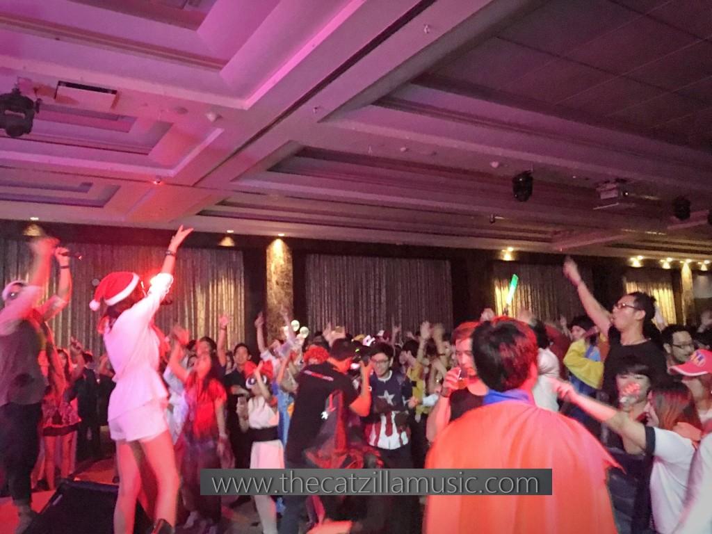 วงดนตรี After Party บุ๋นแบนด์  Catzilla งานเลี้ยงบริษัท Garena *วงดนตรีงานเลี้ยง*