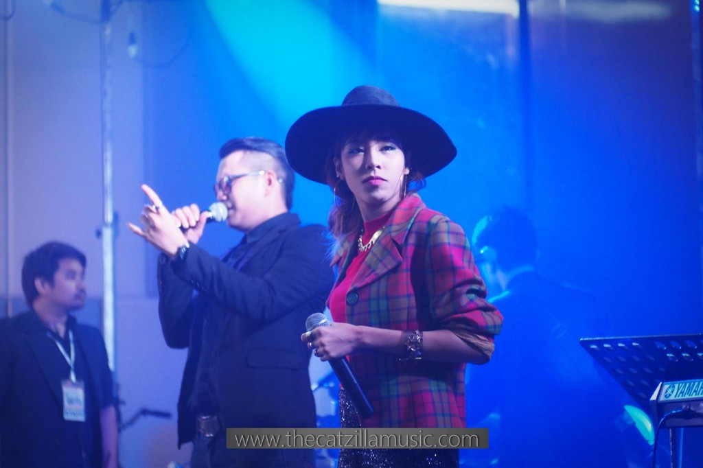 วงดนตรี After Party งานเลี้ยง Bank of China บุ๋นแบนด์ Catzilla