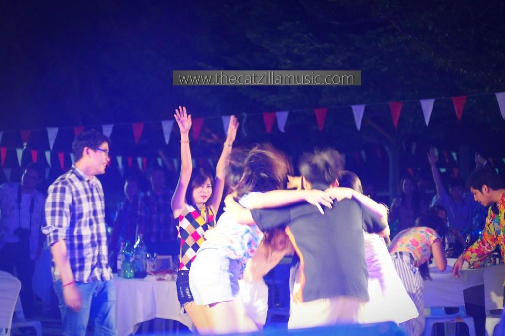 วงดนตรี งานเลี้ยง After Party บุ๋นแบนด์ Garena outing sala hua hin catzilla music