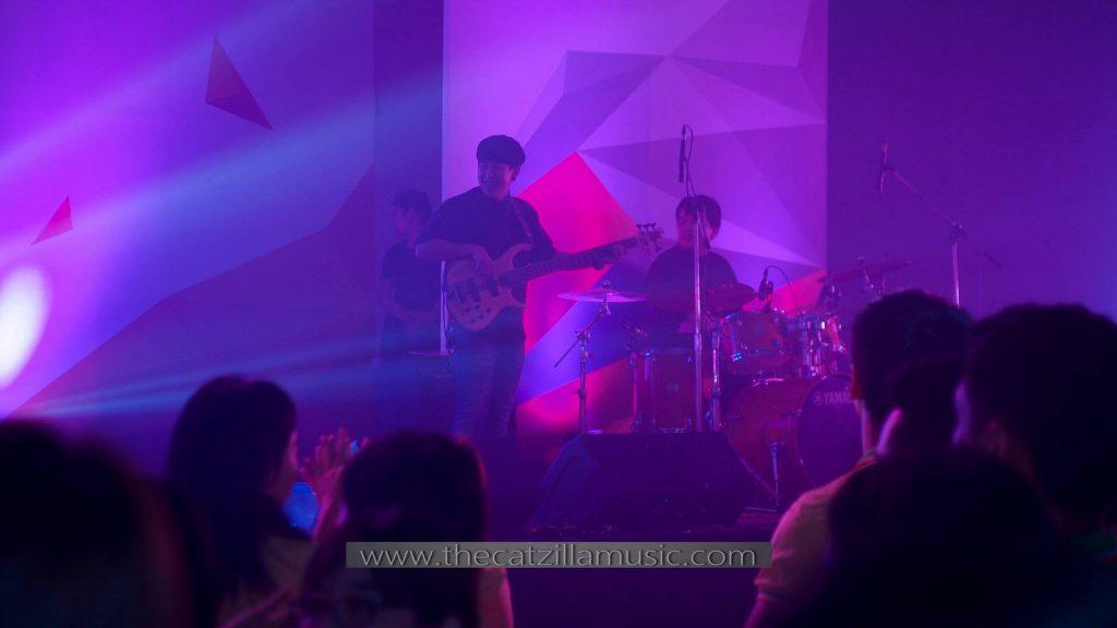 วงดนตรี After Party บุ๋นแบนด์ คูโบต้า ลีสซิ่ง The catzilla music