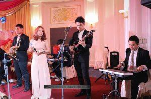 วงดนตรีงานแต่งงาน รูปแบบอคูสติก ฟังสบาย Catzilla music
