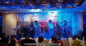 วงดนตรี After Party งานเลี้ยงบริษัท CS LOXINFO บุ๋นแบนด์ Catzilla