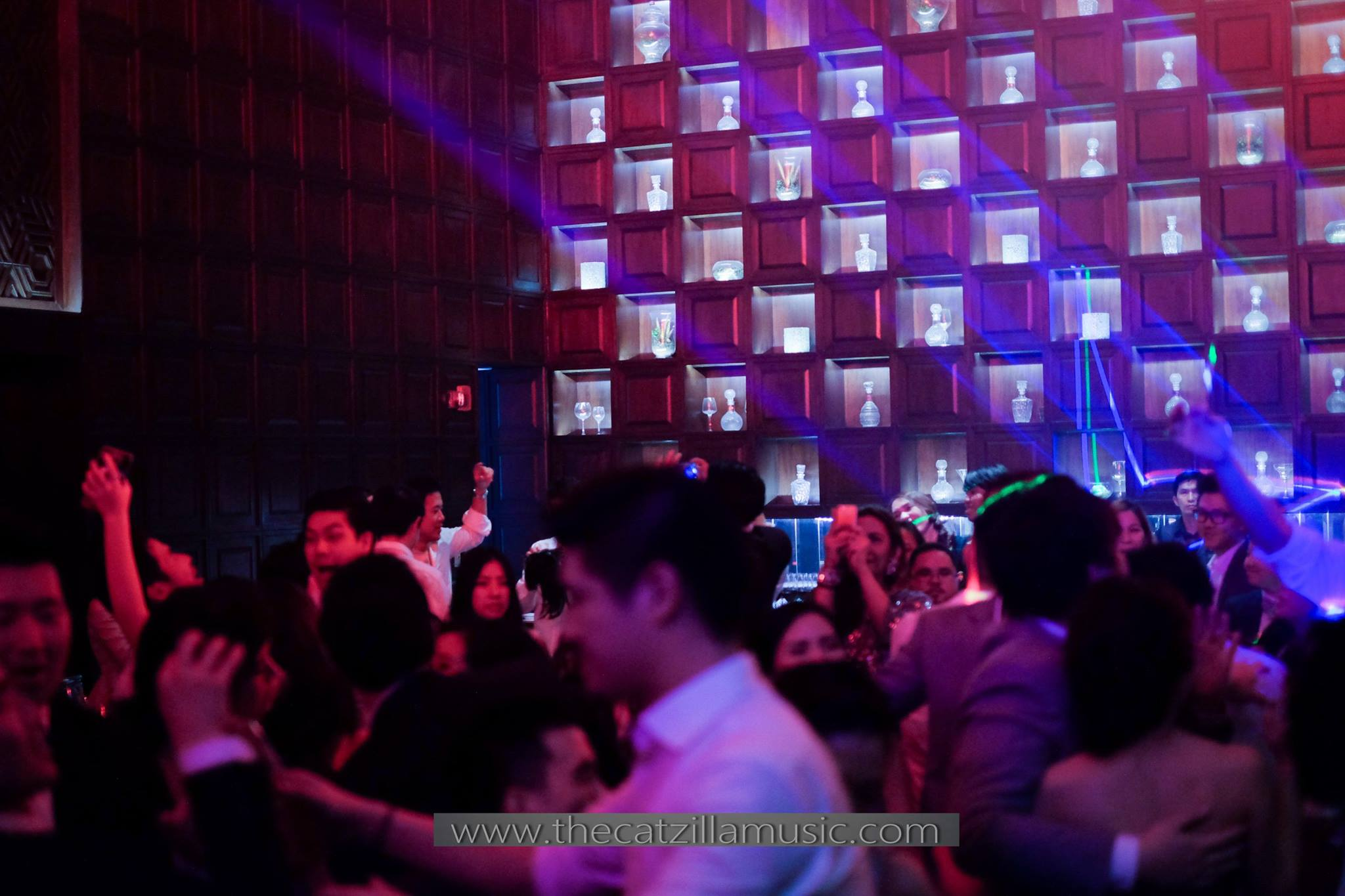 วงดนตรีงานแต่งงาน After Party Wedding บุ๋นแบนด์ Catzilla JW Marriot Hotel
