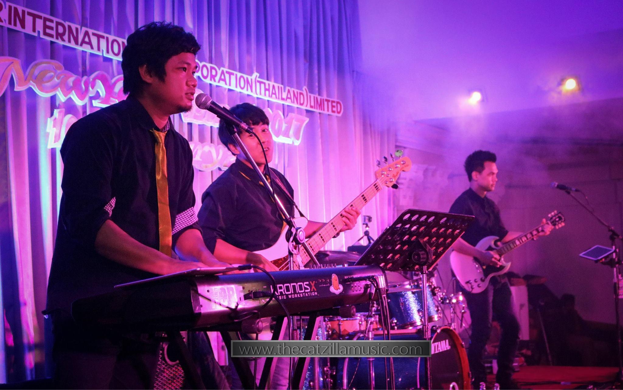 วงดนตรีงานเลี้ยง After Party งานแต่งงาน บุ๋นแบนด์ วงดนตรีสด After party wedding วงดนตรีงานแต่งงาน thecatzillamusic Avana 3