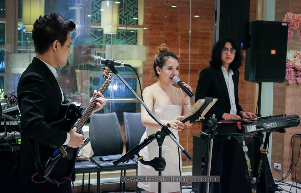 วงดนตรีงานเลี้ยง After Party Wedding วงดนตรีงานแต่งงาน วงดนตรีสด บุ๋นแบนด์ ฮั่วเซ่งฮง สาขาราชพฤกษ์