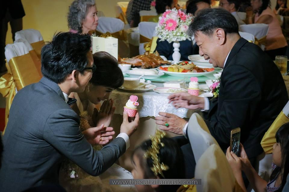 วงดนตรีงานเลี้ยง After Party Wedding วงดนตรีงานแต่งงาน วงดนตรีสด บุ๋นแบนด์ ฮั่วเซ่งฮง สาขาราชพฤกษ์5