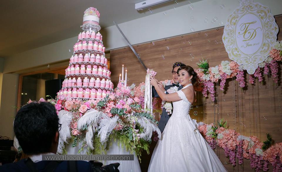 วงดนตรีงานเลี้ยง After Party Wedding วงดนตรีงานแต่งงาน วงดนตรีสด บุ๋นแบนด์ ฮั่วเซ่งฮง สาขาราชพฤกษ์6