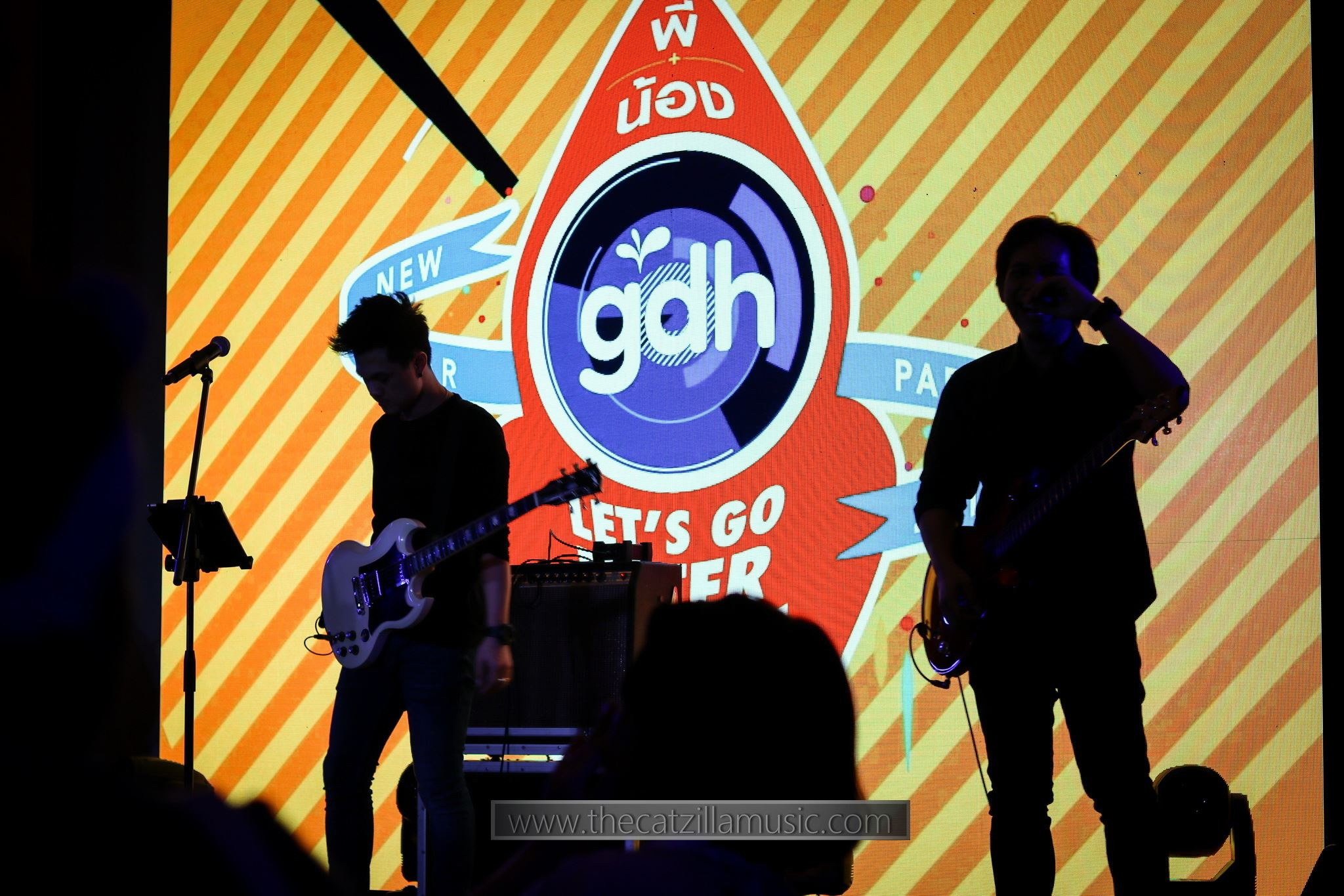 วงดนตรีงานเลี้ยงบริษัทGDH ค่ายหนังคุณภาพ