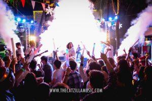 วงดนตรีงานเลี้ยง After Party งานเลี้ยงบริษัทในเครือ Sea Thailand
