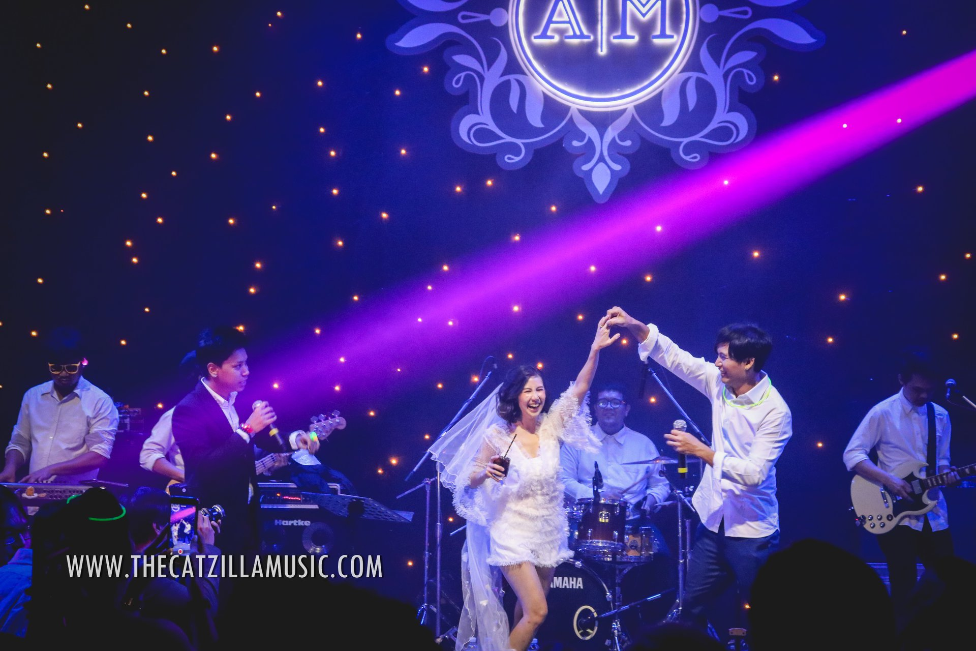 Wedding-บุ๋นแบนด์-Catzilla-วงดนตรี after party ราคา-จ้างวงดนตรีสด-วงดนตรีงานแต่ง-วงดนตรีงานเลี้ยง-After Party