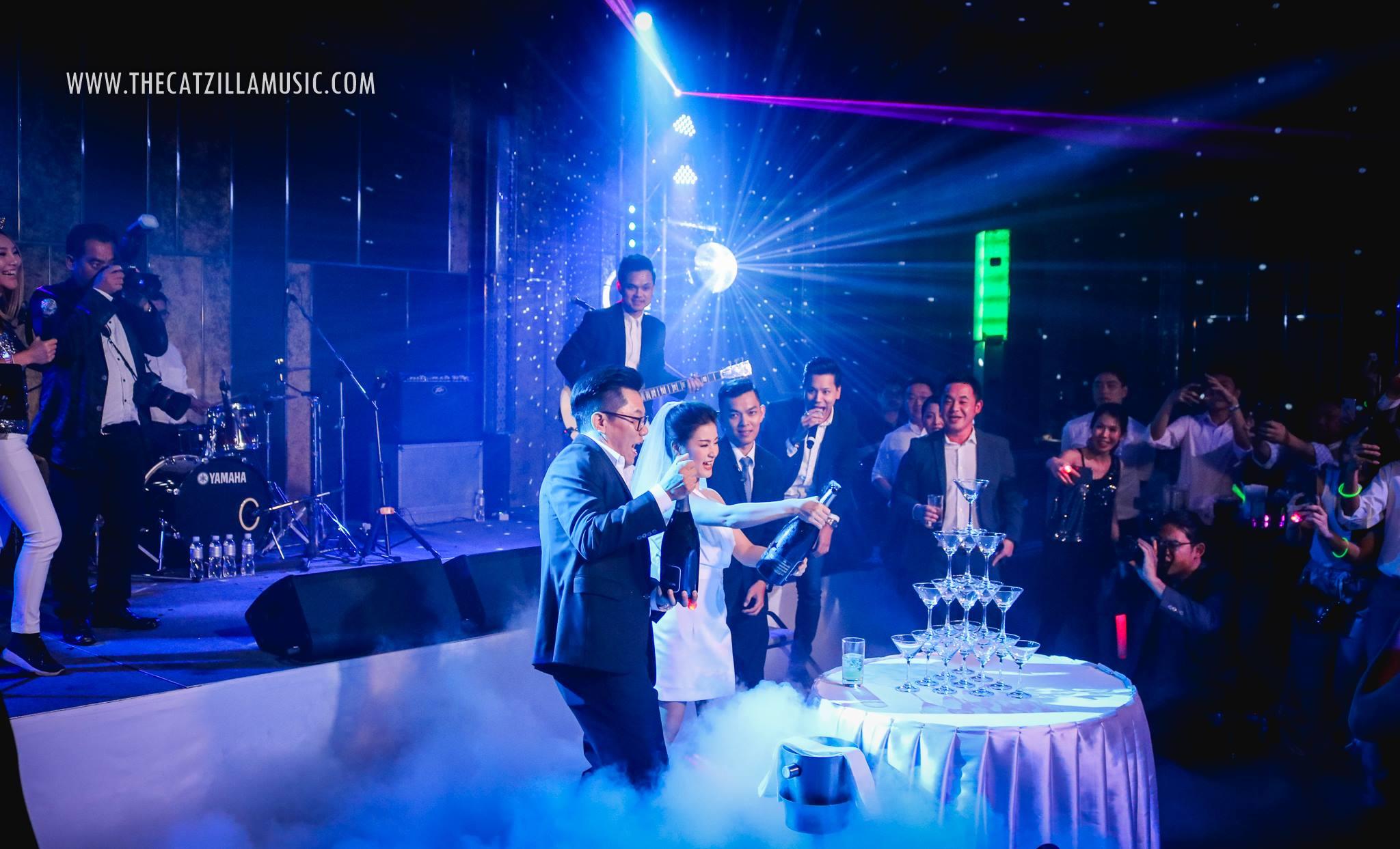 งานแต่งงาน After Party ที่Renaissance Bangkok