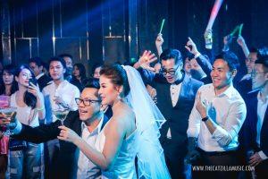 รันคิว ออร์แกไนเซอร์ งานแต่งงาน After Party ที่Renaissance Bangkok