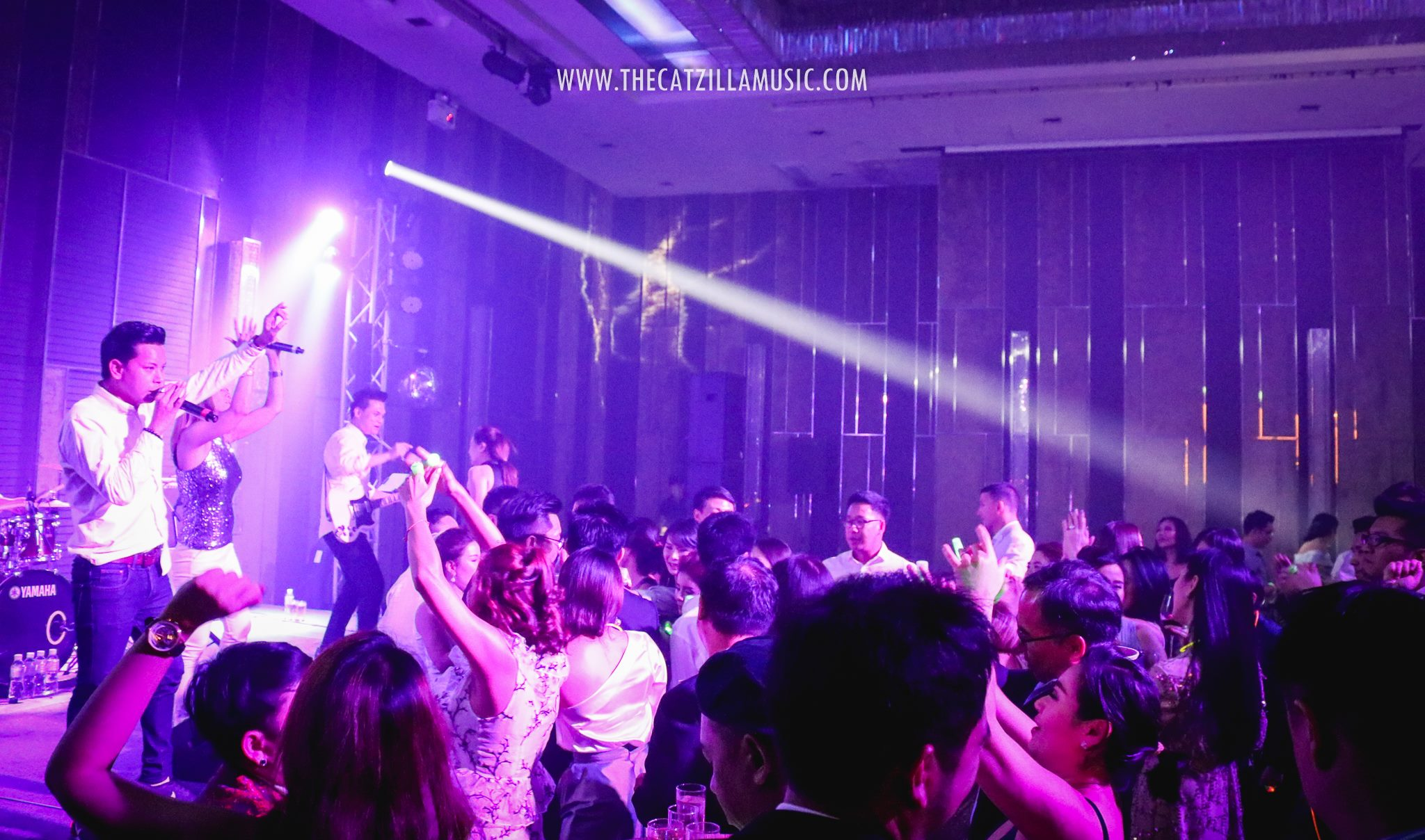 After Party ที่Renaissance Bangkok