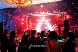 วงดนตรีงานเลี้ยง รันคิว ออร์แกไนเซอร์ บริษัทSea Thailand